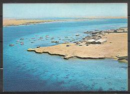 SAUDI ARABIA POSTCARD ,VIEW CARD JEDDAH SHARM OBHOR - Arabie Saoudite