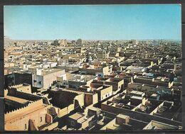 SAUDI ARABIA POSTCARD ,VIEW CARD RIYADH GENERAL VIEW - Arabie Saoudite