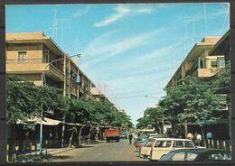 SAUDI ARABIA POSTCARD ,VIEW CARD AL-KHOBAR PRINCE KHALED STREET - Arabie Saoudite