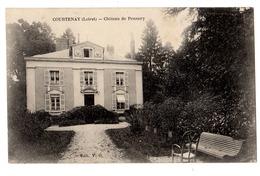 Courtenay - Chateau De Pennery - Courtenay
