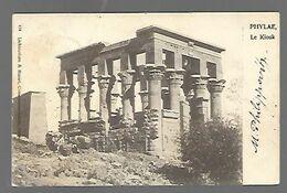PHYLAE Le Kiosk - Egypte