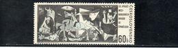TCHECOSLOVAQUIE 1966 ** - Unused Stamps