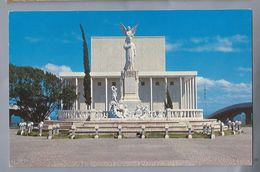 NI.- NICARAGUA. Monumento A Rubén Darío, En El Parque Daro, En Managua. - Nicaragua