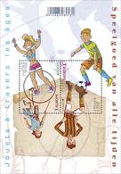 Blok 226** Speelgoed Van Alle Tijden 4517/18** Europa Jouets De Tous Le Temps - Bélgica