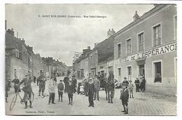 NORT SUR ERDRE - Rue Saint Georges - Nort Sur Erdre
