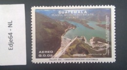 Guatemala 1987 Waterkrachtcentrale Chixoy - Guatemala