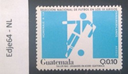 Guatemala 1987 Panamerikaans Voetbalkampioenschap Caracas - Guatemala
