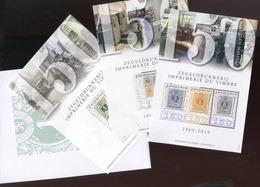 150 Jaar (ans) Zegeldrukkerij Mechelen - Imprimerie Du Timbre Malines MNH !! / Belgie 2019 - Belgien