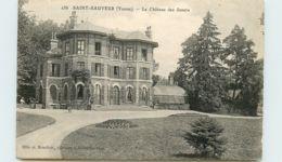 89* ST SAUVEUR EN PUYSAYE            MA42-0387 - Saint Sauveur En Puisaye