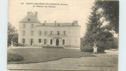 89* ST SAUVEUR EN PUYSAYE            MA42-0388 - Saint Sauveur En Puisaye