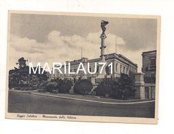 M9536 CALABRIA REGGIO VITTORIA 1942 CARD VIAGGIATA - Reggio Calabria
