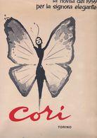 (pagine-pages)PUBBLICITA' CORI  Tempo1959. - Autres