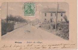 57 -  WOIPPY - ENTREE DU VILLAGE - France