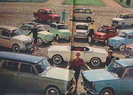 (pagine-pages)PUBBLICITA' FIAT  Tempo1959. - Autres