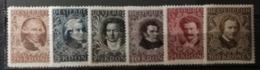 Autriche 1922 / Yvert N°290-296 / * - 1918-1945 1ère République