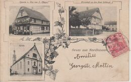 67 - NORDHOUSE - 3 VUES - WIRTSCHAFT ZU DEN ZWEI SCHLÜSSEL - Other Municipalities