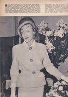 (pagine-pages)MARLENE DIETRICH    Tempo1959. - Autres