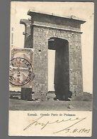 Karnak Granf Porte De Pyolomae - Egypte