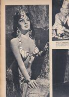 (pagine-pages)GINA LOLLOBRIGIDA    Tempo1959. - Autres