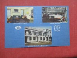 Colonial Motel  New Market  - Virginia    Ref 4264 - Etats-Unis