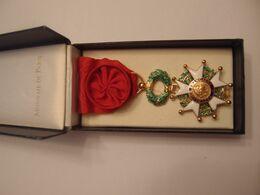 Médaille Décoration Officier Légion D'honneur - France