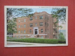 ST Francis Hospital   Port Jervis  New York >    Ref 4264 - NY - New York