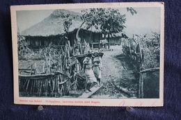 R-158 / Missiën Van Scheut - Philippijnen. Igorotten-hutten Rond Baguio - Philippines
