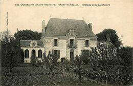 St Herblain * Château De La Galonnière * Châteaux De La Loire Inférieure N°685 - Saint Herblain