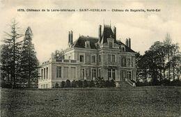 St Herblain * Château De Bagatelle Nord Est * Châteaux De La Loire Inférieure N°1079 - Saint Herblain