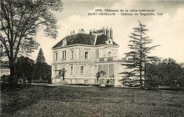 St Herblain * Château De Bagatelle Sud * Châteaux De La Loire Inférieure N°1078 - Saint Herblain