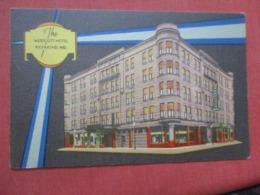 The Westcott Hotel  Richmond  Indiana >    Ref 4264 - Etats-Unis