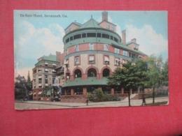 De Soto Hotel   - Georgia > Savannah    Ref 4264 - Savannah