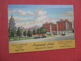 Argonaut Hotel - Colorado > Denver Ref 4264 - Denver