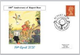 2020 100th Anniversary Rupert Bear Children - Other