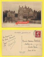 CPA 44 Missillac ♥️♥️☺♦♦  Chateau De La Bretesche 1936 ֎ - Missillac