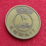 Kuwait 10 Fils 1962 / AH1382 KM# 11 *V2 Koweit Koeweit - Kuwait