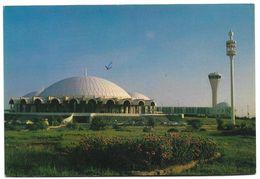 UAE ,SHARJAH  POSTCARD ,VIEW CARD  SHARJAH INTERNATIONAL AIRPORT - Emiratos Arábes Unidos