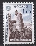 Europa CEPT Monaco 1977 Y&T N°1101 - Michel N°1273 *** - 1f EUROPA - 1977
