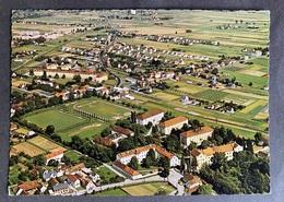 Liebenau Bei Graz Bundesmittelschule Für Knaben/ Luftaufnahme - Graz