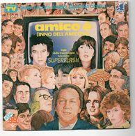 """Dario Baldam Bembo/Caterina Caselli (1983)   """"Amico è"""" - Vinyl Records"""