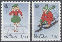 1989Finland1082-1083Europa Cept4,00 € - 1989