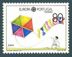 1989Portugal Madeira125IEuropa Cept5,00 € - 1989