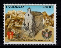 Monaco - YV 1841 N** Baux De Provence Cote 7,10 Euros - Monaco