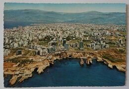 BEIRUT, LIBAN / LEBANON - Modern Beirut - General View And The New Raouche Quarter- Vg - Libano