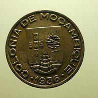 Portuguese Moçambique 20 Centavos 1936 - Portugal