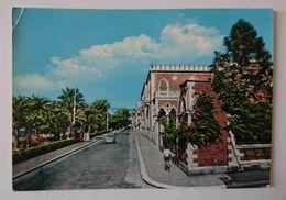 REGGIO CALABRIA - Lungomare - Auto - Reggio Calabria