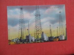 Oil Wells In Oklahoma     Ref 4264 - Etats-Unis