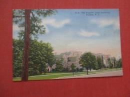 Hospital Duke University  North Carolina > Durham      Ref 4265 - Durham