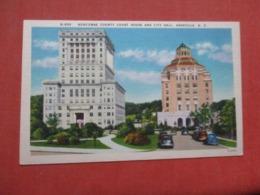 Court House & City Hall North Carolina > Asheville   Ref 4265 - Asheville