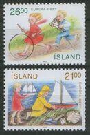 1989Iceland701-702Europa Cept4,00 € - 1989